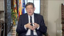 """Ximo Puig: """"Creo que dentro del Estatut y de la Constitución caben muchas posibilidades de profundizar y llegar a acuerdos"""""""