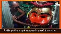 काल भैरव प्रतिमा के मुख पर लगाते हैं मदिरा से भरा बर्तन, देखते ही देखते हो जाता है खाली
