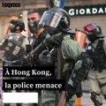 Hong Kong : affrontements sur un campus assiégé, la police tire à balles réelles