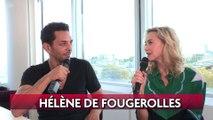 EXCLU VIDEO. Tomer Sisley et Helène de Fougerolles nous parlent de Balthazar