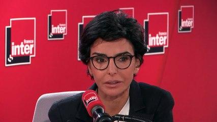 Rachida Dati - France Inter lundi 18 novembre 2019