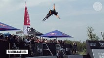 Top 5 UCI BMX Freestyle Park Worldcup| FISE Chengdu 2019