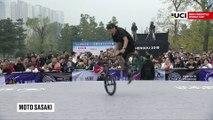Top 5 UCI BMX Flatland Worldcup | FISE Chengdu 2019