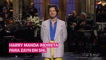Confira os 3 melhores momentos de Harry Styles apresentando o SNL