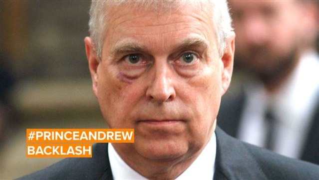 The best Twitter reactions to Prince Andrew's interview