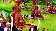 """AGE OF EMPIRES IV """"X019"""" Bande Annonce"""