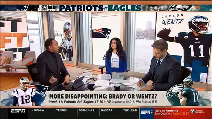 first take recap full show 11/18/19. 32 minutes long