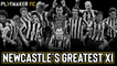 Fan TV | Newcastle fans vote for their all-time greatest Magpies XI