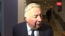 « Le sujet financier reste posé avec la réforme de l'octroi de mer », dit Gérard Larcher