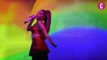 Malade, Ariana Grande fait une pause dans sa tournée