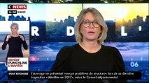 Pont effondré à Mirepoix-sur-Tarn: Un camion et une voiture tombés dans le Tarn - Au moins 1 mort et 5 blessés - Un nouveau corps vient d'être repêché (RTL)