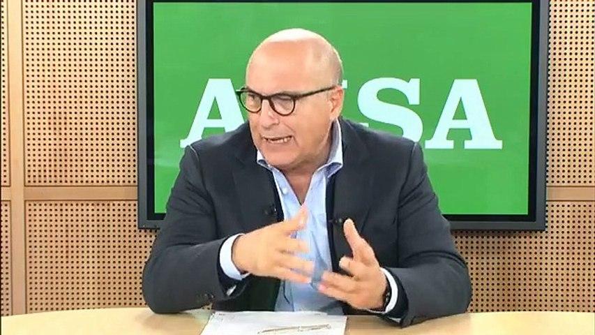 Il Forum ANSA con l'eurodeputato Andrea Cozzolino