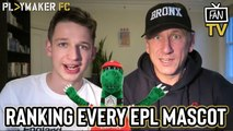 Fan TV | Ranking every Premier League mascot from BEST to WORST