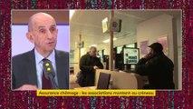 Chômage : Louis Gallois accuse le gouvernement de « faire payer la précarité aux précaires »