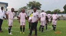 Football | Information fc - Bouaké fc : 3ème journée du tournoi inter service de la RTI