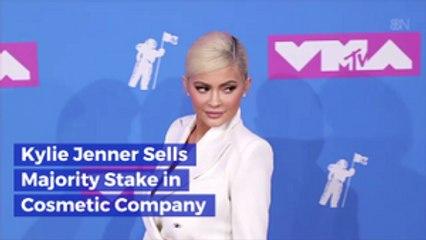Kylie Jenner Gets A Business Partner