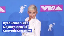 Kylie Jenner Gets A Business Partner