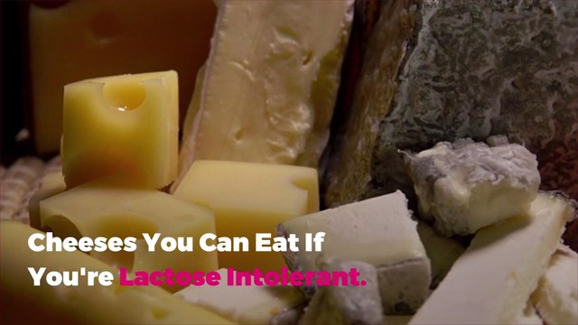 9 Cheeses You Can Eat Even If You're Lactose Intolerant