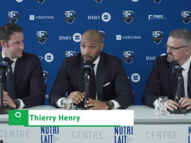 France - Quand Thierry Henry ironise sur sa main contre l'Irlande...