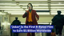The 'Joker' Changes R-Rated Movies