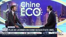 Chine éco : plus de licornes en Chine qu'aux États-Unis - 18/11