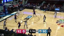 Andrew White III (16 points) Highlights vs. Grand Rapids Drive