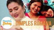 Dimples receives a touching letter from Julia Montes | Magandang Buhay
