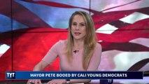 Pete Buttigieg BOOED For Flip-Flopping