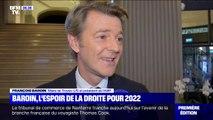 François Baroin a-t-il envie d'être le candidat de la droite à la présidentielle de 2022?