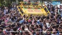 ജെഎന്യു വിദ്യാര്ഥികള്ക്കു നേരെ പോലീസ് അതിക്രമം; പ്രതിഷേധ സമരവുമായി അധ്യാപകര് NU Teachers Strike Backing Students Against Police Brutality