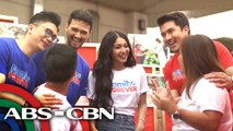 ABS-CBN Christmas Station ID 2019 na 'Family is Forever,' inilabas na | UKG