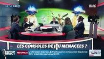 La chronique d'Anthony Morel : Les consoles de jeux menacées ? - 19/11