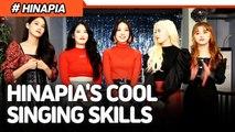 [Pops in Seoul] Drip! HINAPIA(희나피아)'s Pops Noraebang