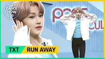 [Pops in Seoul] Felix's Dance How To! TXT(투모로우바이투게더)'s Run Away