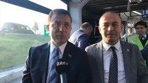 Ekrem İmamoğlu yeni nesil metrobüsleri test etti