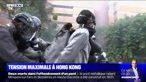 À Hong Kong, les manifestants retranchés dans l'Université polytechnique ont reçu l'ordre de se rendre