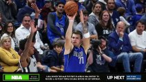 San Antonio Spurs vs Dallas Mavericks | Luka Doncic 42 pts, 11 reb, 11 ast