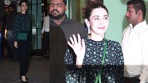 Karisma Kapoor looks fabulous at Arpita & Aayush wedding anniversary party | Boldsky