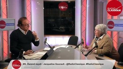Jacqueline Gourault - Radio Classique mardi 19 novembre 2019