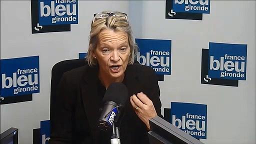 Anne Walryck, adjointe au maire de Bordeaux en charge de la transition écologique, invitée de France Bleu Gironde