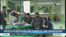 Pascainsiden Penyerangan, Aktivitas Perkuliahan di Kampus UMI Makassar Berjalan Normal