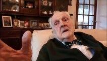 WW2 veteran Fred Adamson talks about the Battle of Normandy