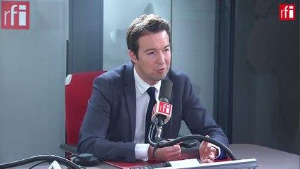 Guillaume Peltier - RFI mardi 19 novembre 2019