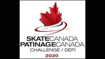 RINK C: 2020 Skate Canada Challenge / Défi Patinage Canada