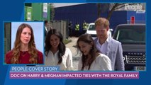 Prince Harry and Meghan Markle's Relationship with Royal Family Remains Tense After Documentary