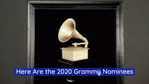 The Nominees Of The 2020 Grammys