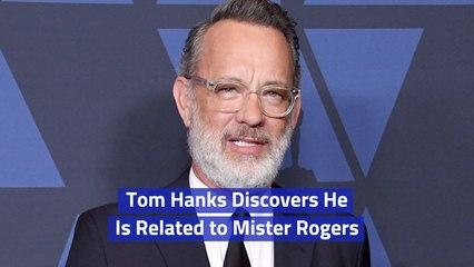Tom Hanks Has A Lot In Common With Mister Rogers