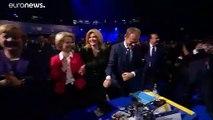 Donald Tusk az Európai Néppárt új elnöke