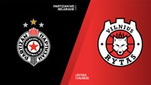 Partizan NIS Belgrade - Rytas Vilnius Highlights | 7DAYS EuroCup, RS Round 8