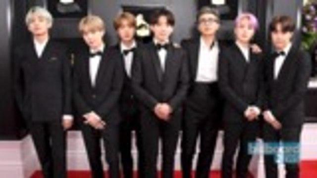 BTS Grammy Awards Wardrobe to Be Displayed at the Grammy Museum | Billboard News